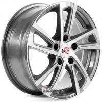 Литые колесные диски Xtrike R046 6.5x16 5x112 ET46 DIA57.1 HSBFP