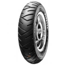 Летние мотошины Pirelli SL26 90/90 R10 50J, Универсальная, скутер